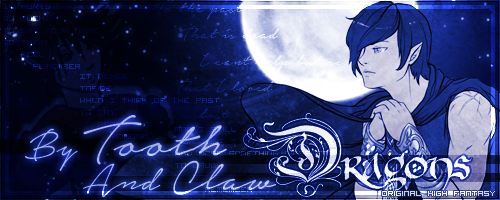 By Tooth and Claw Dragons HoomanBanner